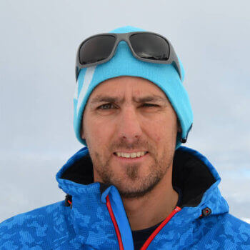 <h4>MARKUS INNERHOFER</h4><p><strong>Management and organization:</strong><br>Adults, private, freeride & skitours</p> <p>Certified snow sports and ski instructor, trainer at the Salzburger association of professional ski and snowboard instructors, coach</p>
